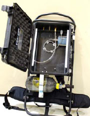 Back Pack Permeameter BPP-200