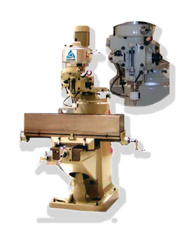 rock milling machine