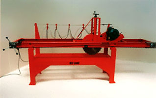 Core Slabbing Long Bed Saw