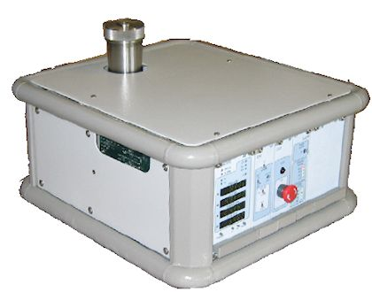 Automatic Back Pressure Controller 1000 bar